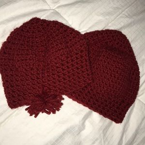 Cute knitted beanies